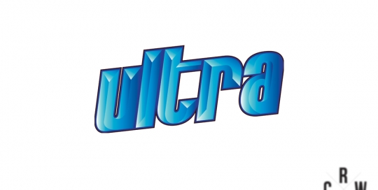 Ultra – White Label Wordmark